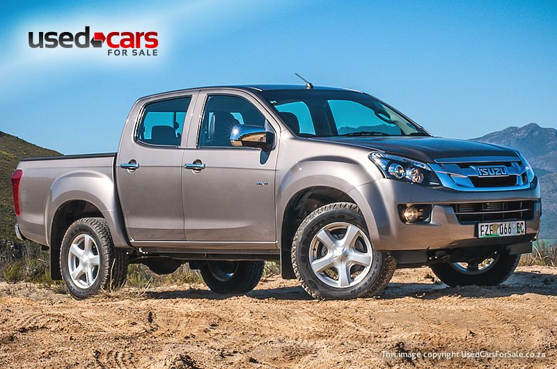 Isuzu Kb Review Kb300 Double Cab Bakkie Made For The Urban Driver