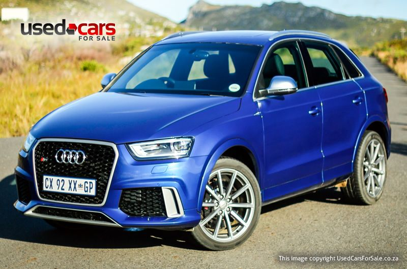 Audi Adds Rs To The Popular Q3 Http Www Usedcarsforsale