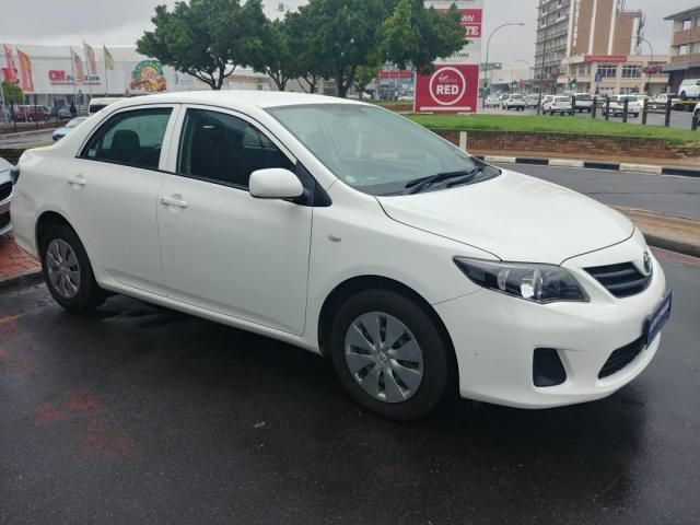 Used 2016 Toyota Corolla 1 6 Quest Auto For Sale In Cape Town